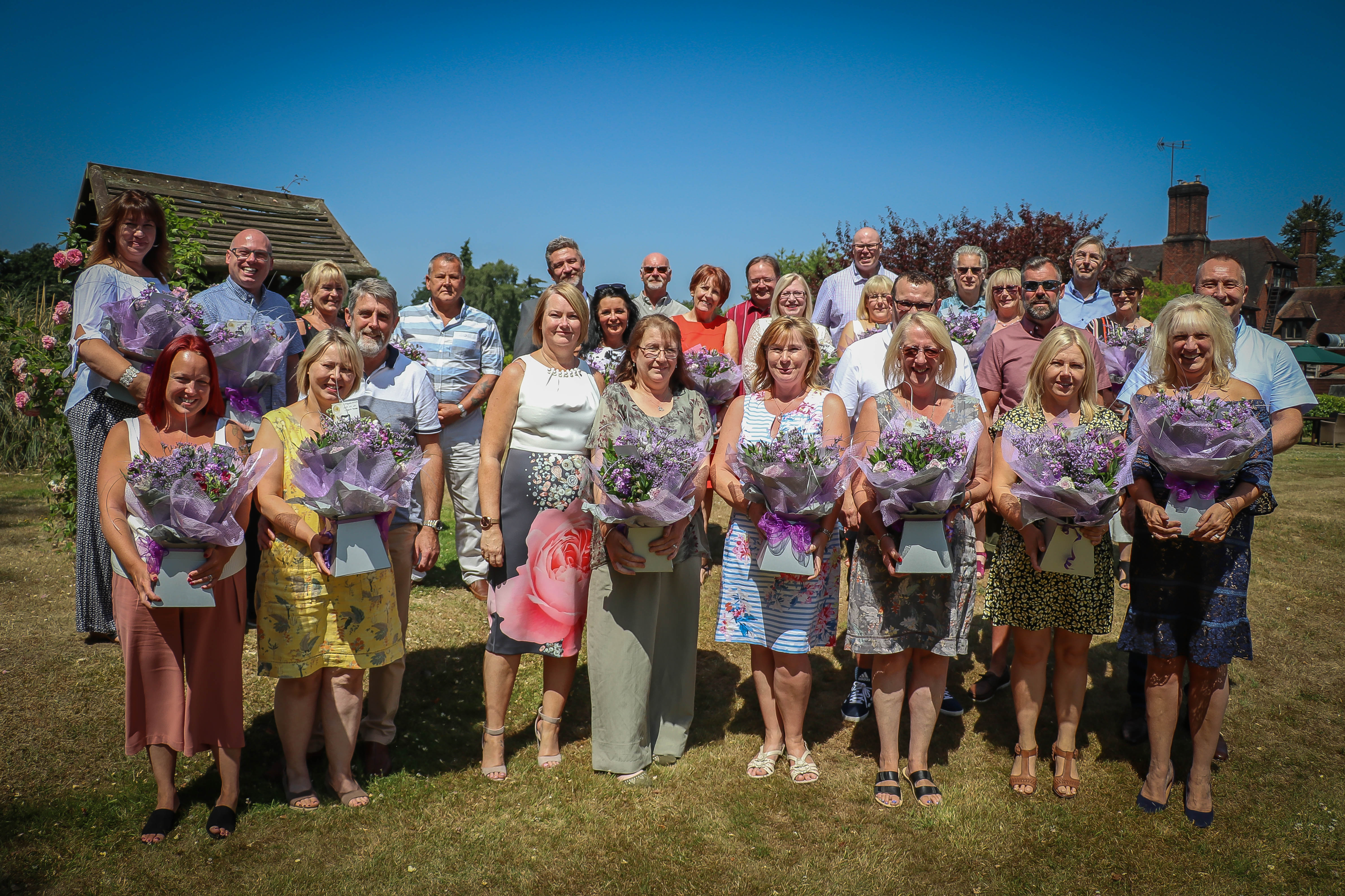 Clifford House Fostering Awards Bromsgrove